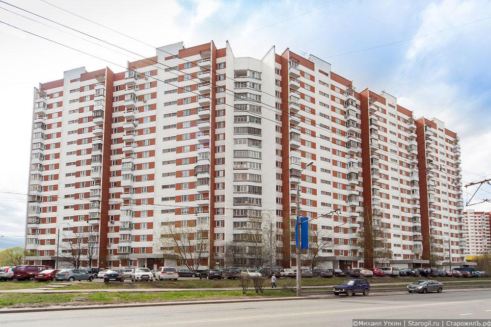Купить квартиру Сходненская, Тушино, Яна Райниса бульвар.
