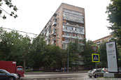 ул. Бориса Галушкина, дом 18
